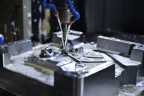 压铸模具模芯加工