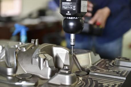 压铸模具品质检测