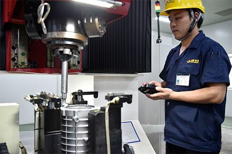 压铸件超精密加工-搅拌摩擦焊
