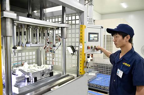 铝合金压铸件精加工-气密性检测