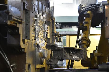 压铸取件机器人