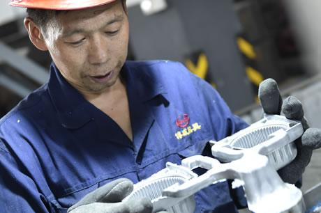 铝合金压铸工艺-压铸件自检