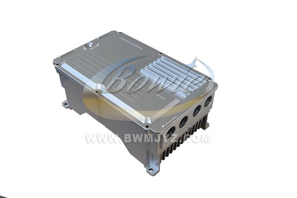 铝压铸电动汽车配件-控制器-铸铝机箱