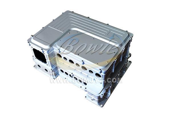 电车水冷控制器(五合一)-铸铝机箱