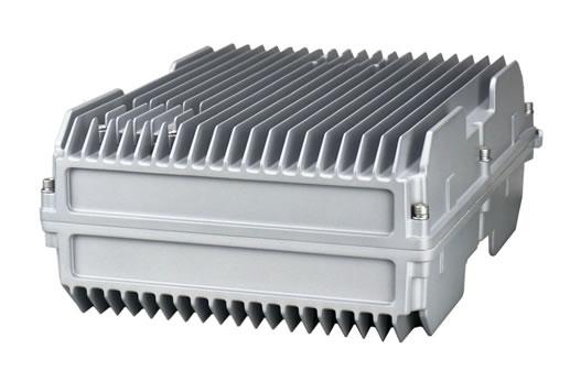 铸铝通信机箱-散热机箱