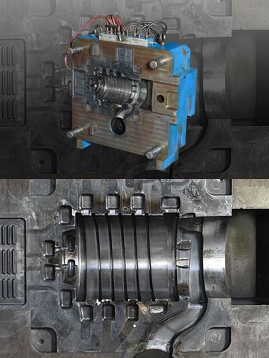 压铸模具-铝合金压铸模具-108