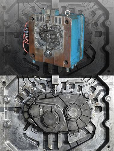 压铸模具-铝合金压铸模具-110
