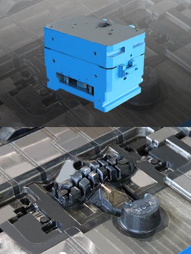 压铸模具-铝合金压铸模具-501