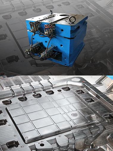 压铸模具-铝合金压铸模具-504