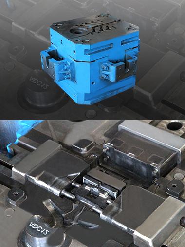 压铸模具-铝合金压铸模具-502