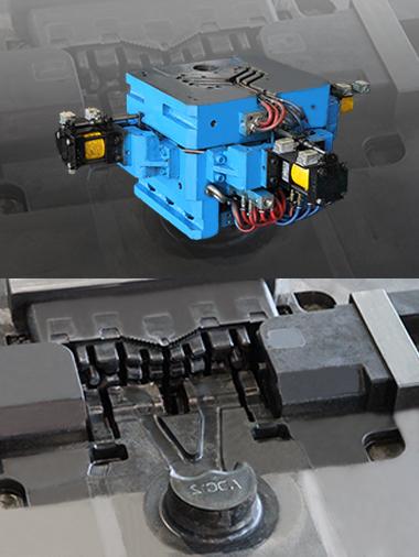 压铸模具-铝合金压铸模具-500