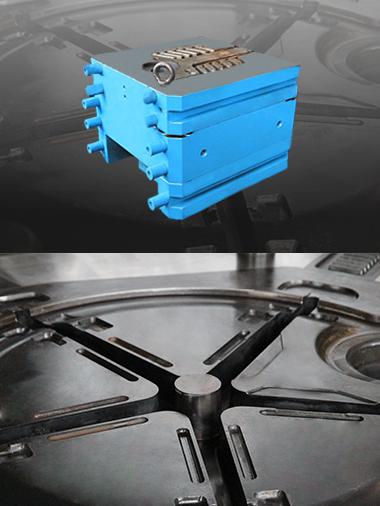 压铸模具-铝合金压铸模具-498