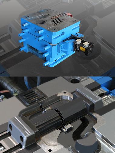 压铸模具-铝合金压铸模具-499