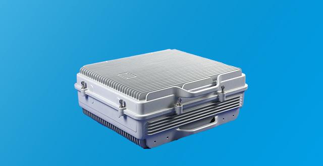 铝合金压铸件-<strong>博威铝压铸通讯机箱TD系列</strong>