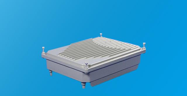 铝合金压铸件-<strong>博威铝压铸通信机箱DAS系</strong>