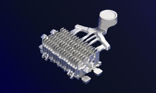 新能源汽车铸件-电子仪器控制器外壳压铸-新能源压铸件