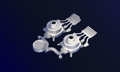 231-马达齿轮压铸