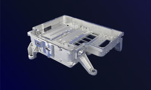 电机水冷控制器-新能源电动汽车压铸件-(大吨位)-精密压铸件