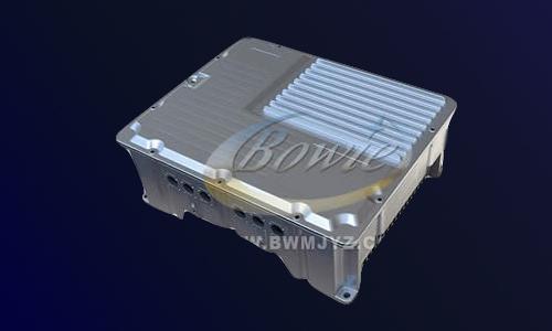 177-铸铝水冷机箱
