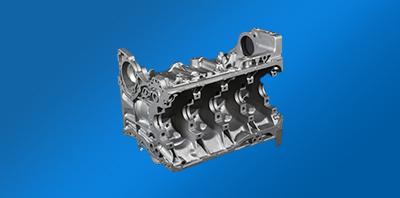 汽車鋁配件鑄件