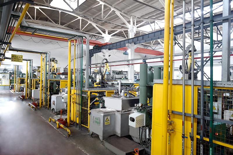 压铸车间-铝压铸设备