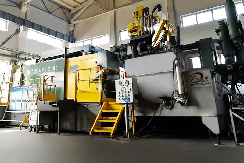 铝压铸设备-2000t压铸机
