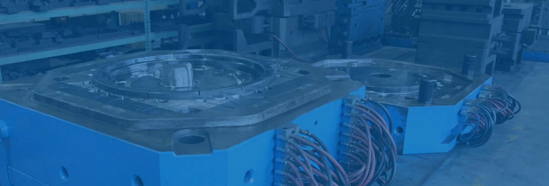 壓鑄件-壓鑄模具