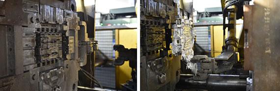 压铸生产制造工艺流程-DIE CASTING MOLD