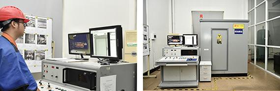 压铸生产制造工艺流程-X-RAY INSPECTION OF CASTING