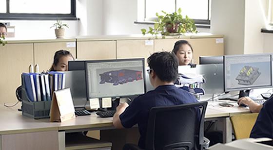 压铸件精密加工-CNC程序编制