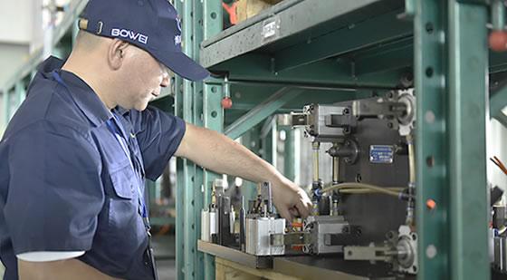 数控机加工流程-夹具刀具检查调试