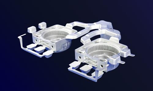铝压铸件¨铝合金电机外壳制造-电动机机壳|端盖配件|平衡板