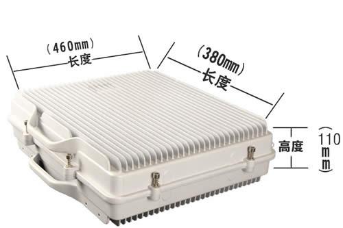 铝压铸通信机箱-<strong>铝合金压铸TD远端小机箱</strong>