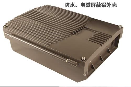 铝压铸通信机箱-<strong>铝合金压铸数字直放站小</strong>