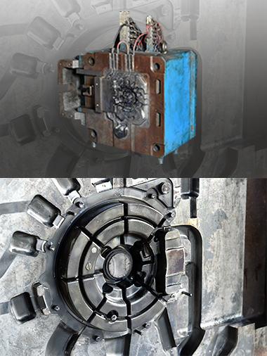 压铸模具-铝合金压铸模具-109