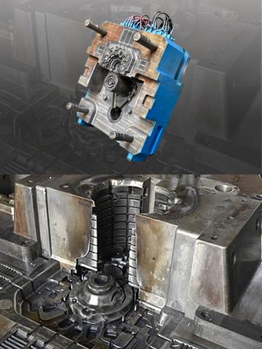 压铸模具-铝合金压铸模具-105