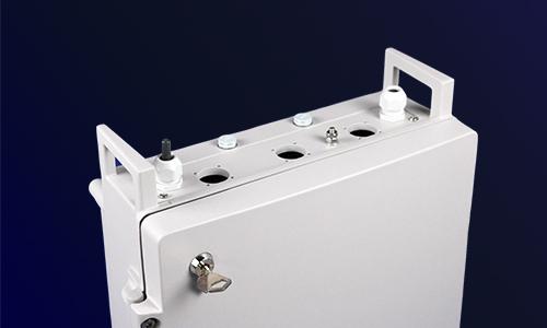 铸铝防水机箱