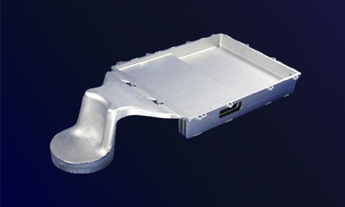 数字射频拉远机箱铝壳