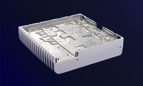 406-铝合金压铸壳
