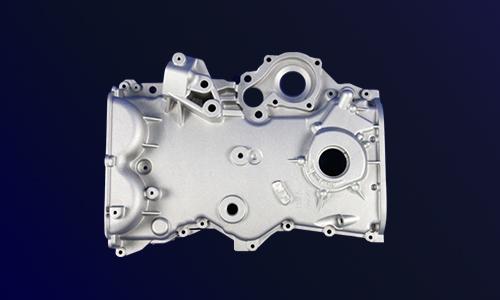 铝压铸机_铝合金精密压铸-正时气缸盖罩盖 博威汽车配件压铸件