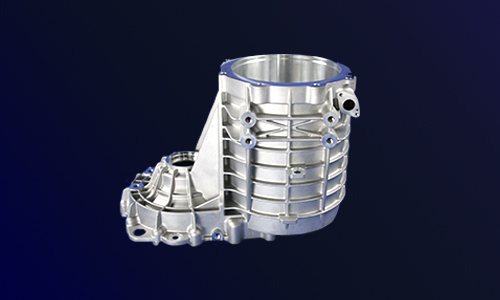 新能源汽车水冷驱动电机壳