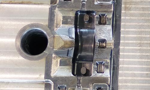 散热器铝合金压铸模