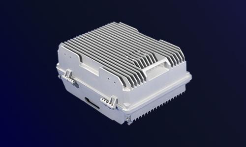 铝合金压铸机箱(正面)