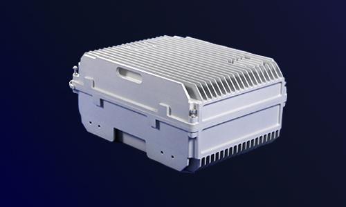 铝合金压铸机箱(背面)