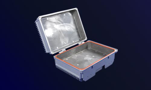 铝合金压铸机箱(翻盖)