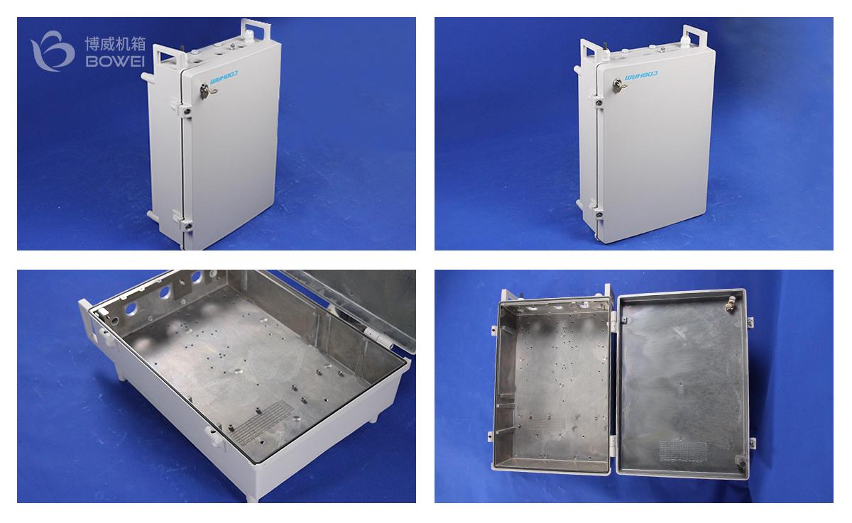 铸铝军用防水机箱