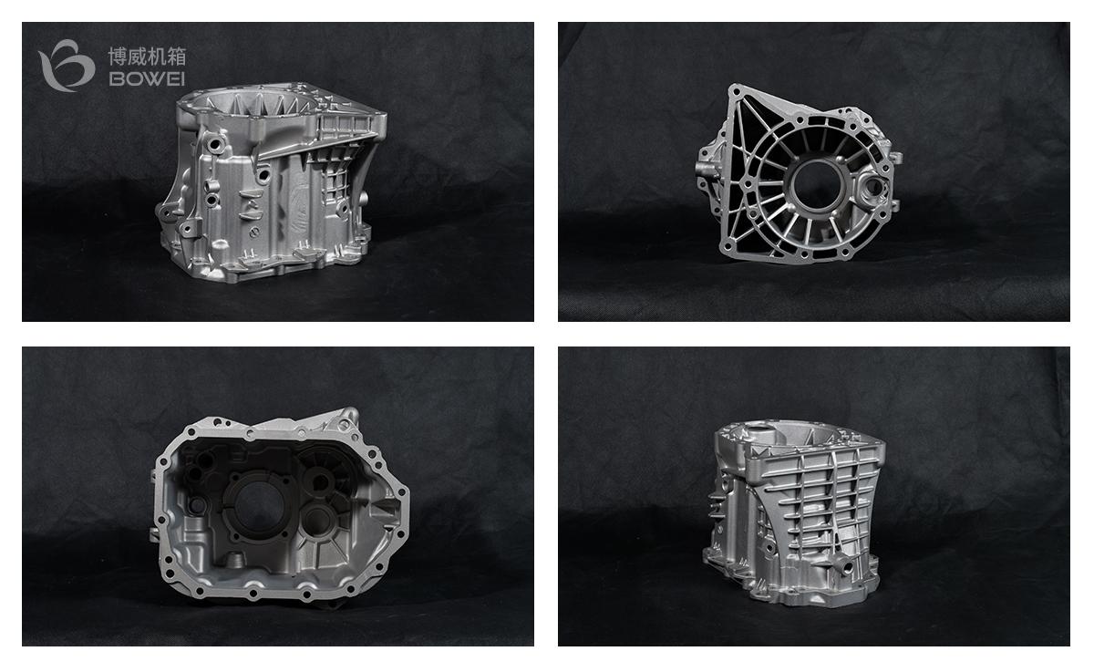 汽车铝合金精密零件-变速箱执行器