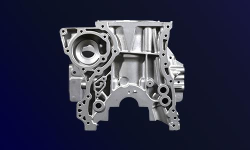 发动机铝压铸件