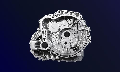 448-汽车铝合金压铸件