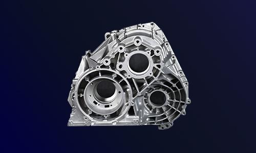 汽车减速器壳体铸造